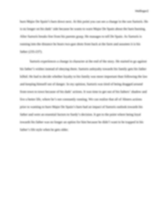 Grading rubrics for essays