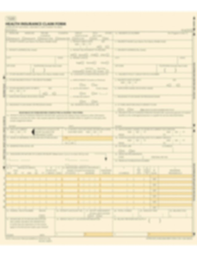 CMS 1500 Claim Form.pdf - 1500 I HEALTH INSURANCE CLAIM ...