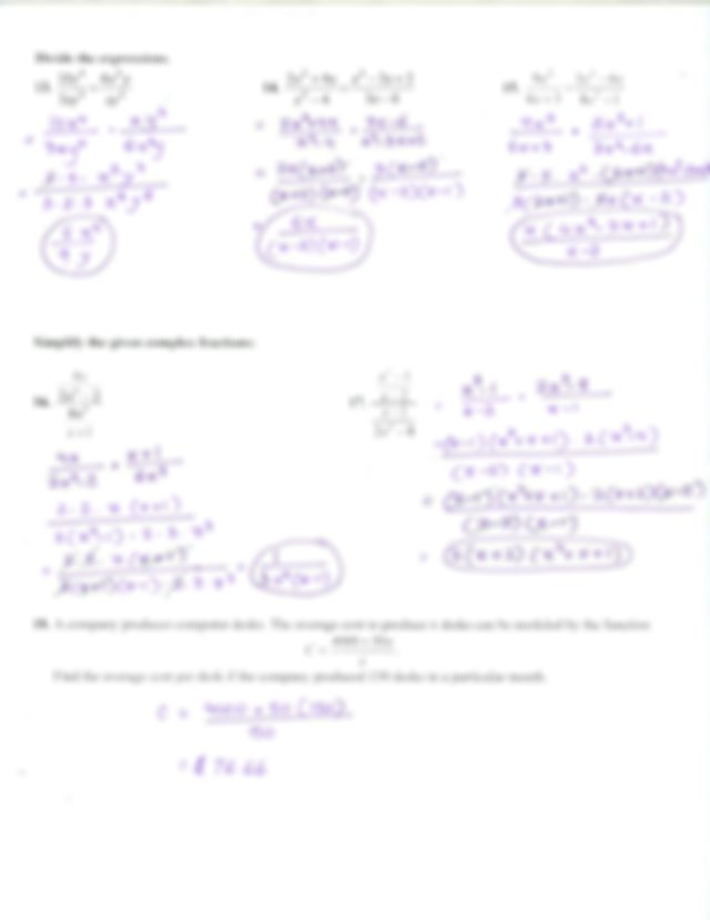 Assignment 5-1 Answer Key - Unit 5 \u2014 Rational ...
