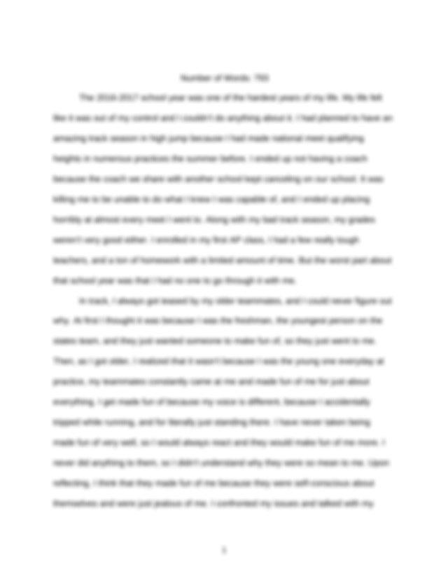 Respect Free Essay Example
