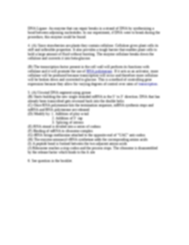 Strawberry DNA Lab Report - Strawberry DNA Lab Report ...