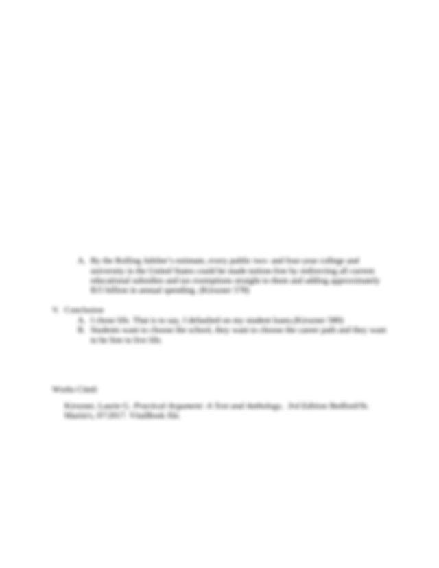 Biomedical thesis