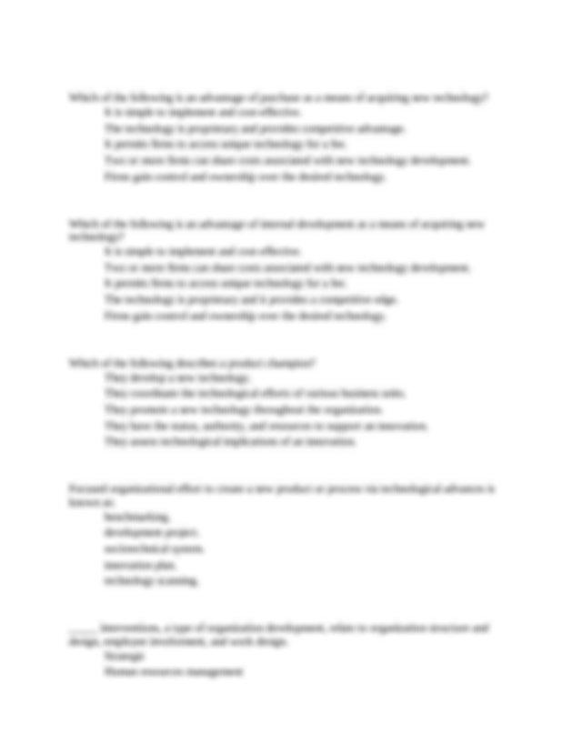 PDF  Technology Readiness and Segmentation Profile of Mature