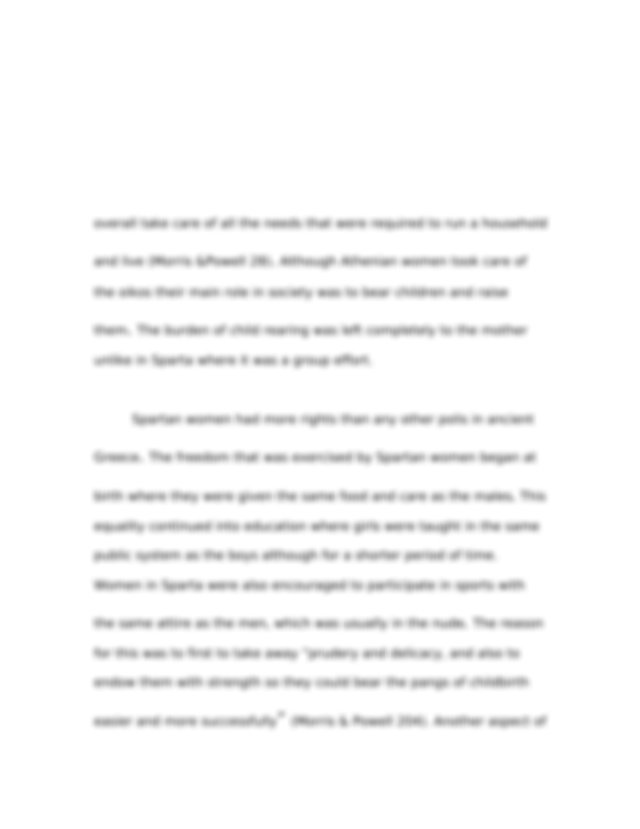 Group essay project