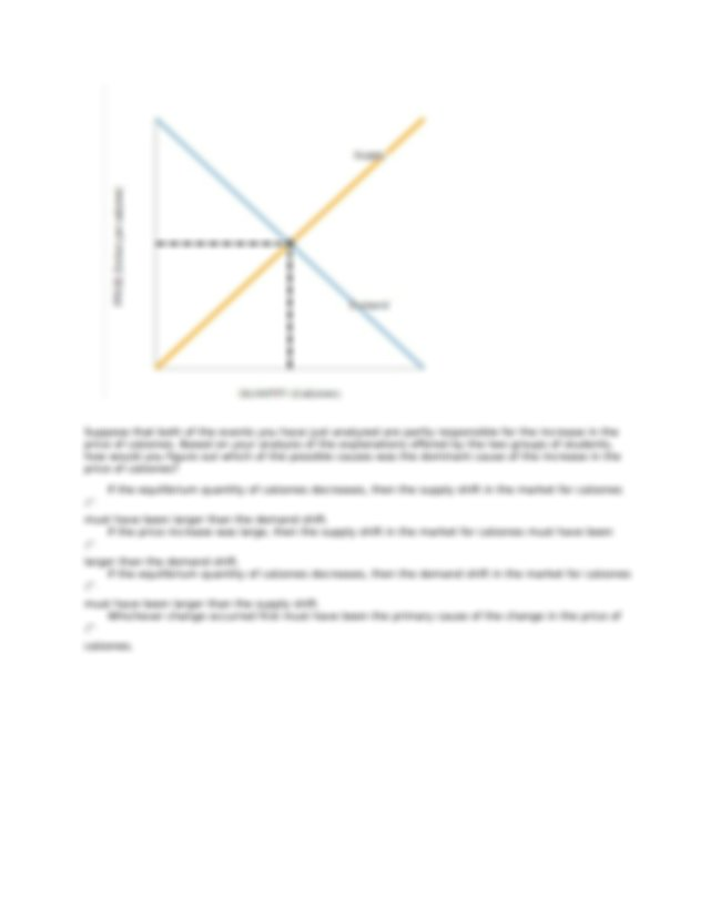 Another supply and demand puzzle - Another supply and ...