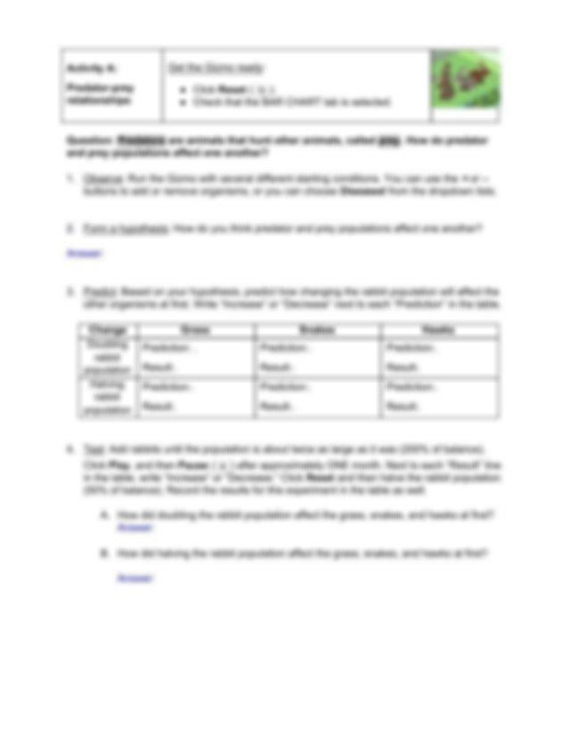 November Landry - Food Chain Gizmo.pdf - Student ...