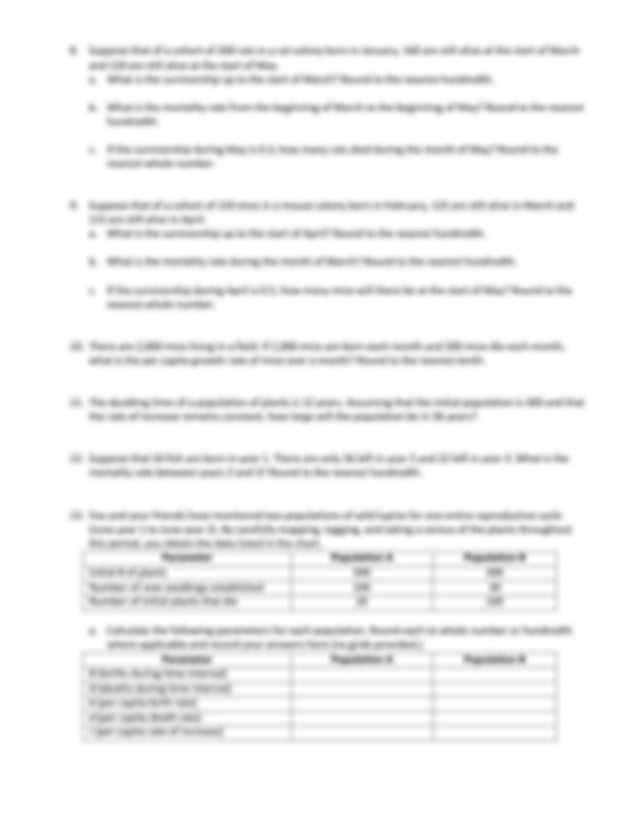 population_ecology_practice_problems.pdf - AP Biology ...