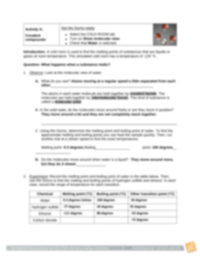 MeltingPointsSE (1).pdf - Name Alicia Lobaina Date Student ...