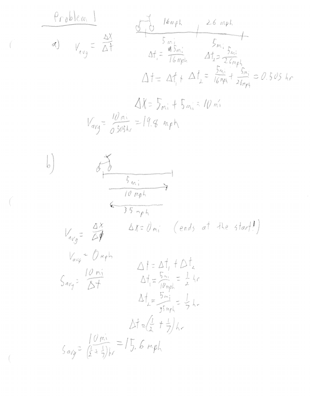Velocity Problems Worksheet With Answers.pdf   SP211 ...