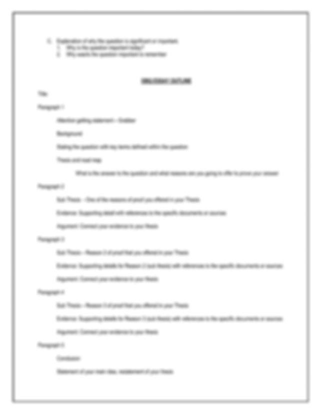 Introduction for gun control essay