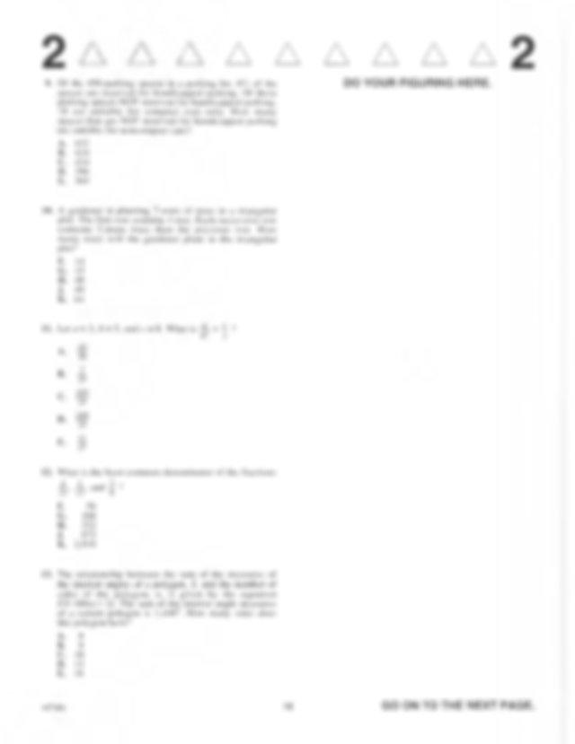 ACT April 2019 Form B04.pdf - prepSharp ACT Answer Key ...