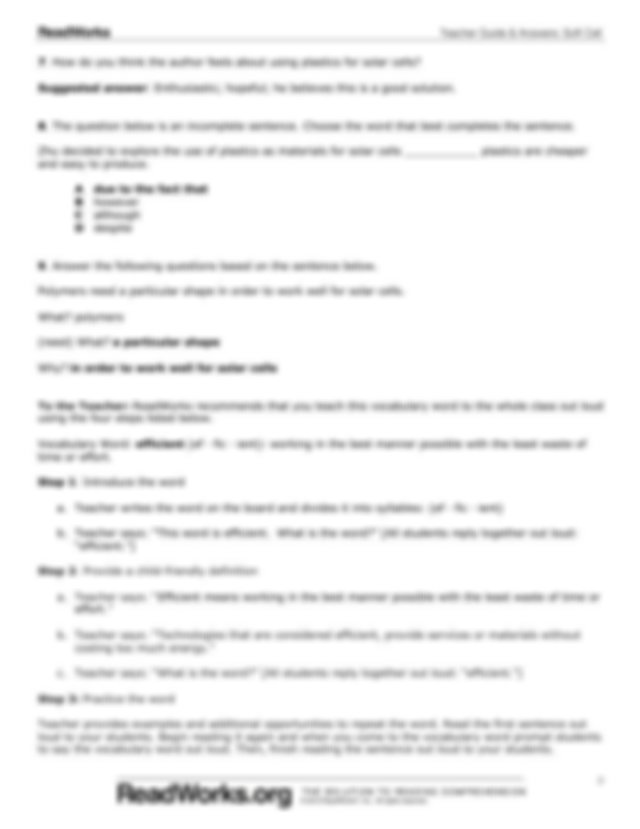 Soft Cell Answer Key.pdf - Teacher Guide Answers Soft Cell ...