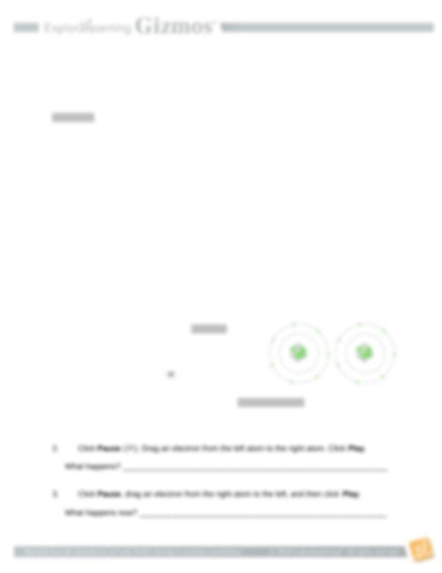 CovalentBondsSE.doc - Student Exploration Covalent Bonds ...