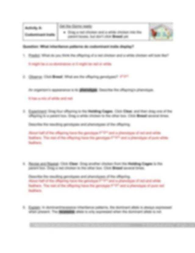ChickenGeneticsSE-DavidDesouza.doc.pdf - Name David De ...