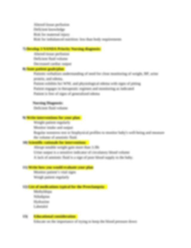 Care_plan_chapter_19_Nursing_Management_of_Pregnancy_at ...