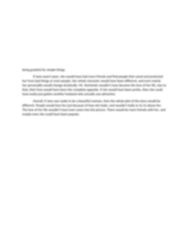 Paranoid schizophrenia case study