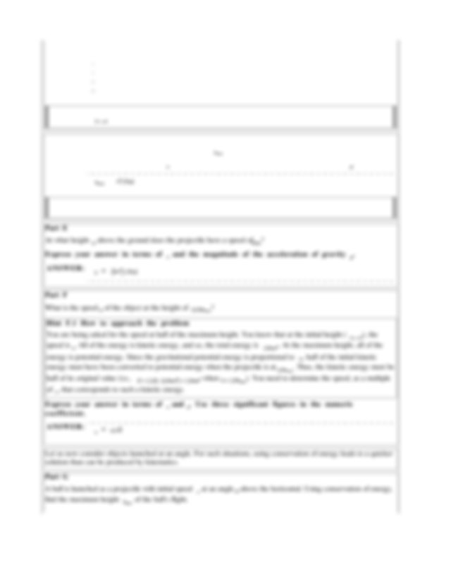 MP #10 - Print View Class PH1110A2007 Assignment 10 Due at ...