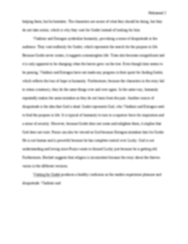 An eventful day essay