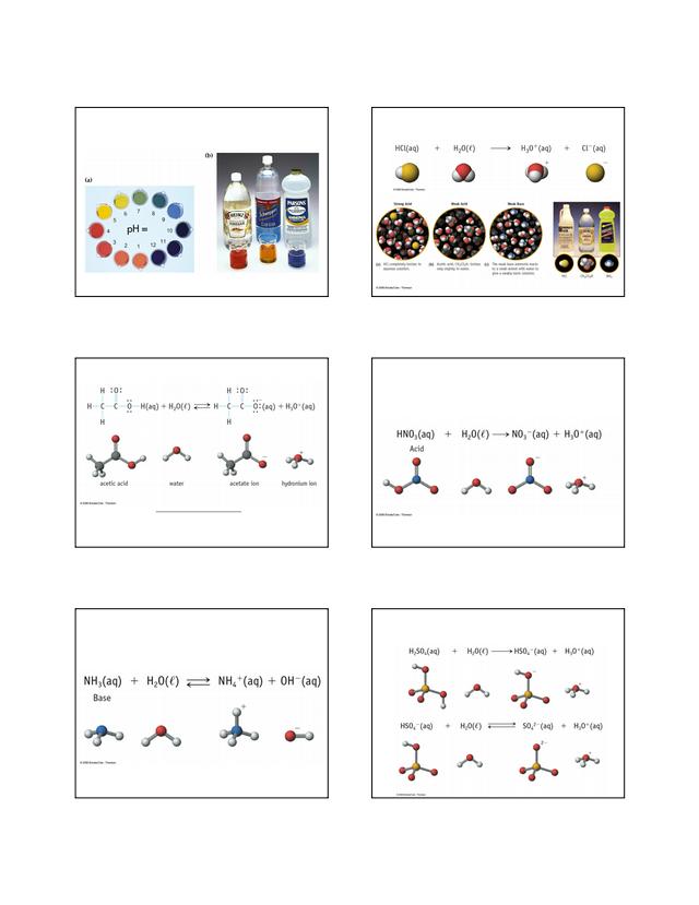 Acid Base Lecture Kotz - Acid-Base Chemistry Weak Acid ...