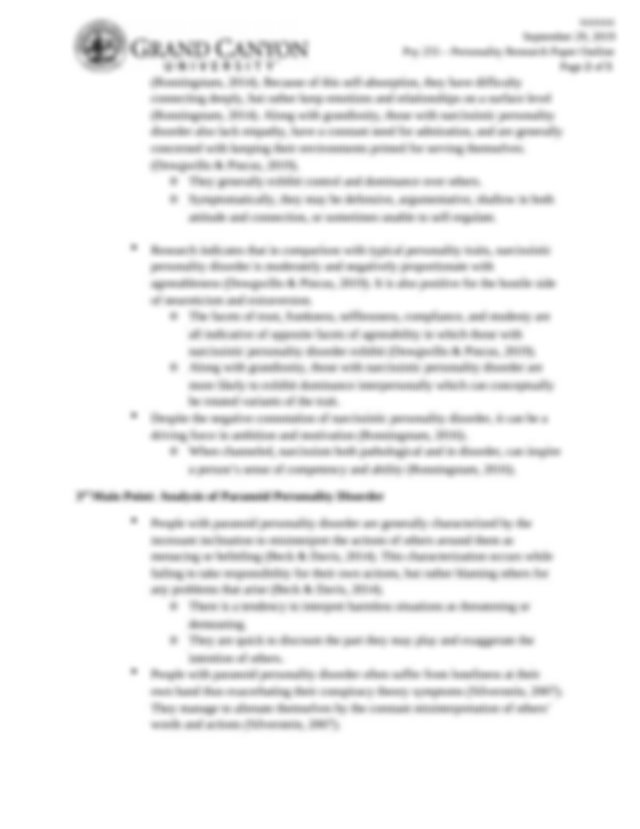 Social anxiety disorder (SAD), Research Paper Example