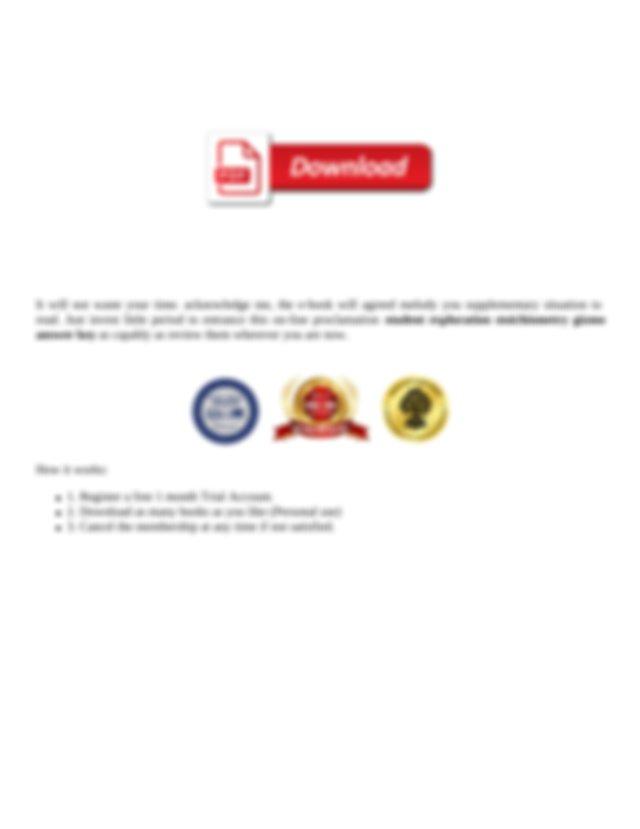 Student Exploration Stoichiometry Gizmo Answer Key.pdf ...