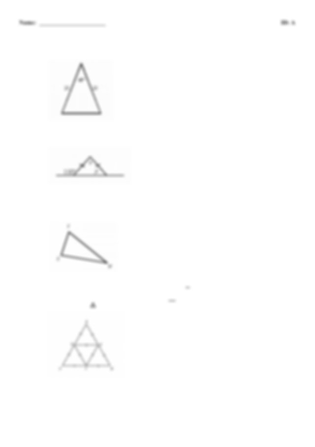 What Is The Measure Of Each Base Angle Of An Isosceles