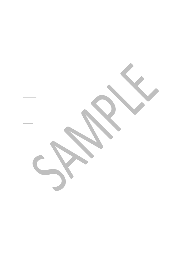 Analytical Report - sample - A students sample analytical ...