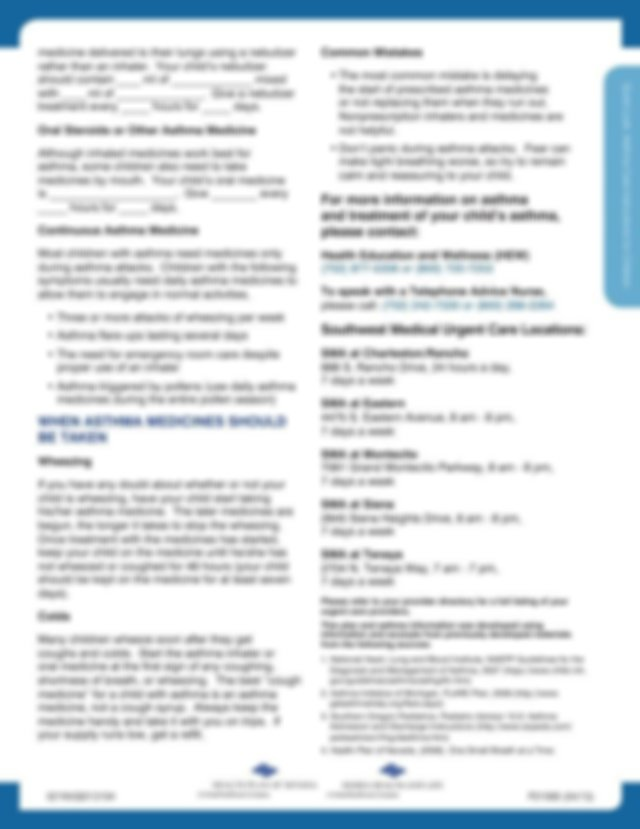 Asthma Quick Care Flyer.pdf - Quick Look Asthma Care ...