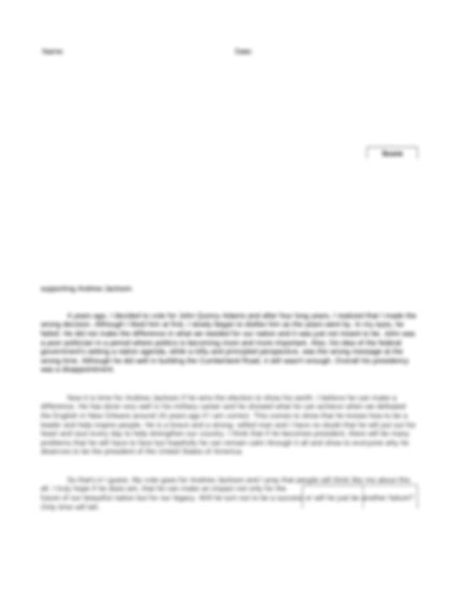 Argumentative essay strategy