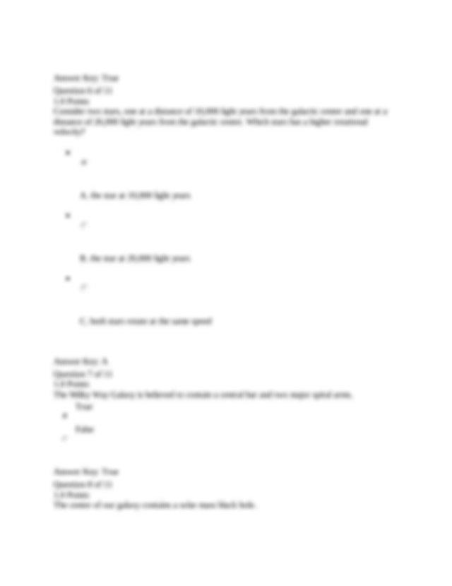 Ch 25 Quiz Docx