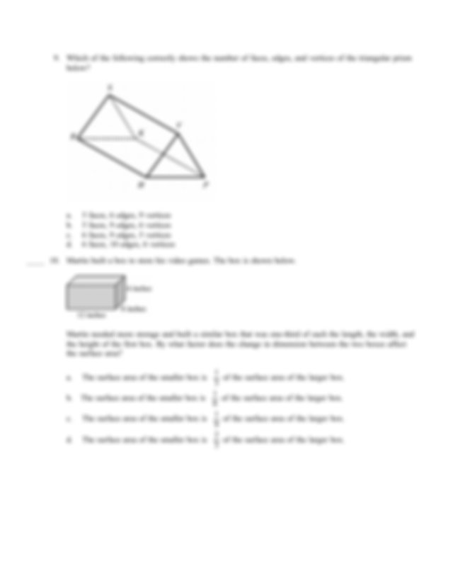 geometry-eoc-practice-test-2 - Name Class Date ID A ...