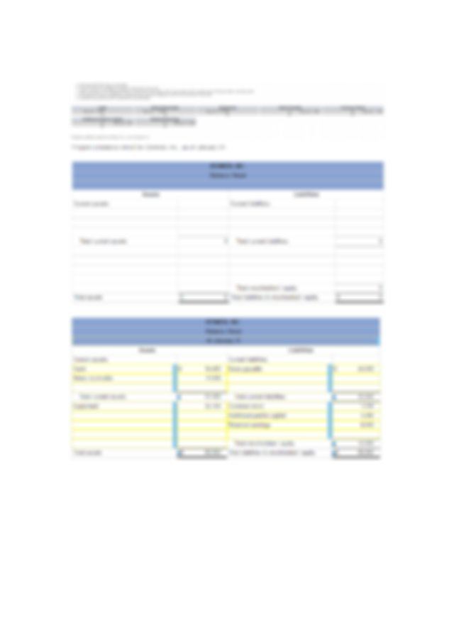 M2 4 Classifying Accounts on a Balance Sheet LO2 2 The ...