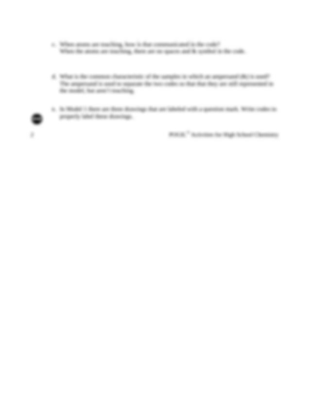 POGIL Classification of Matter-S1012.pdf2.doc ...