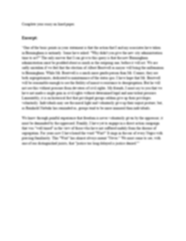 Abstract of dissertation proposal