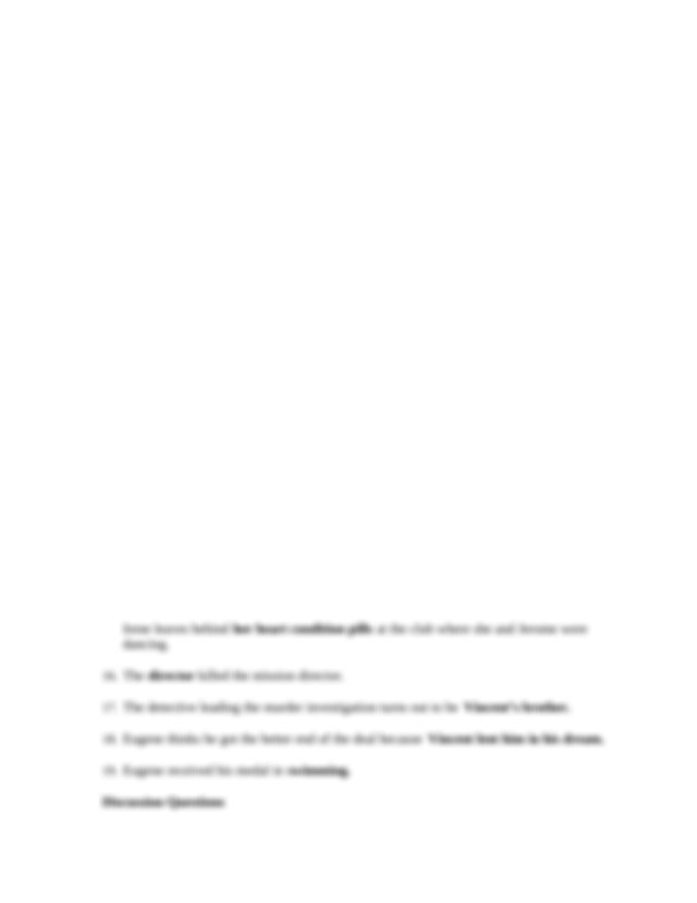 GATTACA Assignment.docx - GATTACA Movie Assignment 1 ...