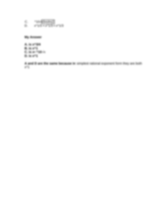02.02 Properties Of Rational Exponents.doc - 02.02