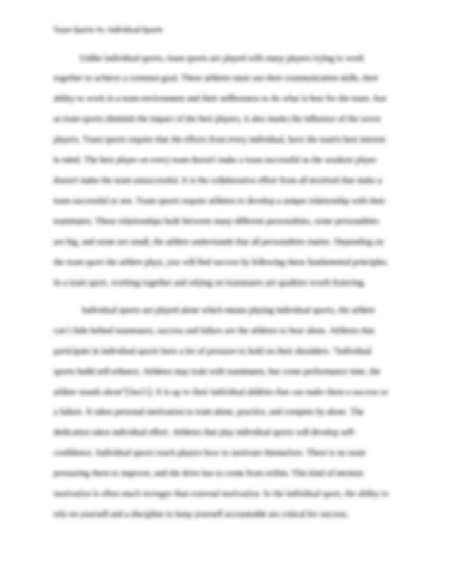 Goals education essay