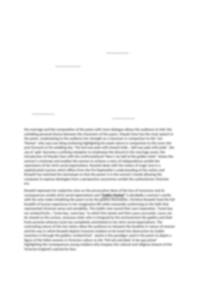 Distinctive voices essay hsc