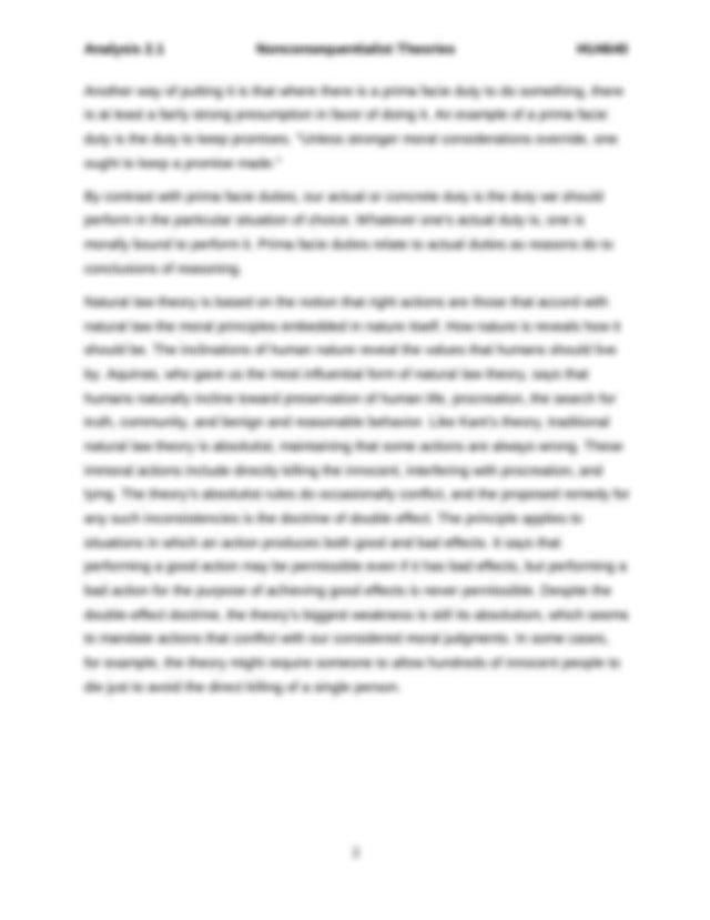 Financial problems essay