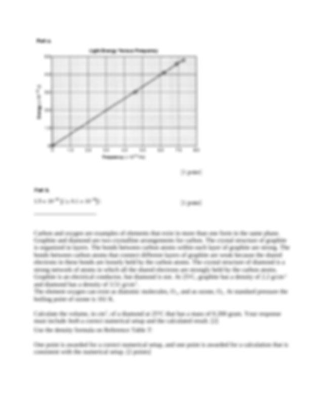Chemistry-Review-1answer-key - Chemistry Review 1 TEACHER ...