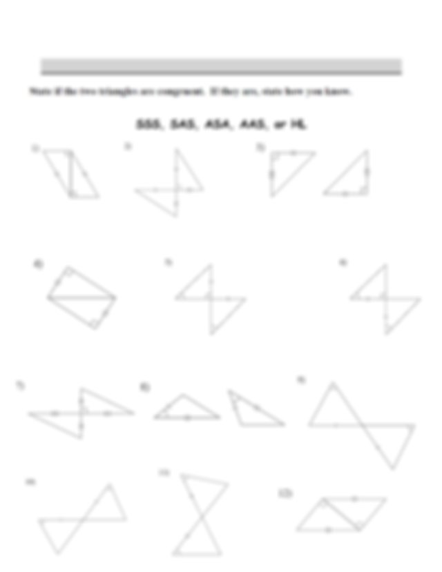 triangle-congruence-QUIZ-Review.pdf - Geometry Date ...