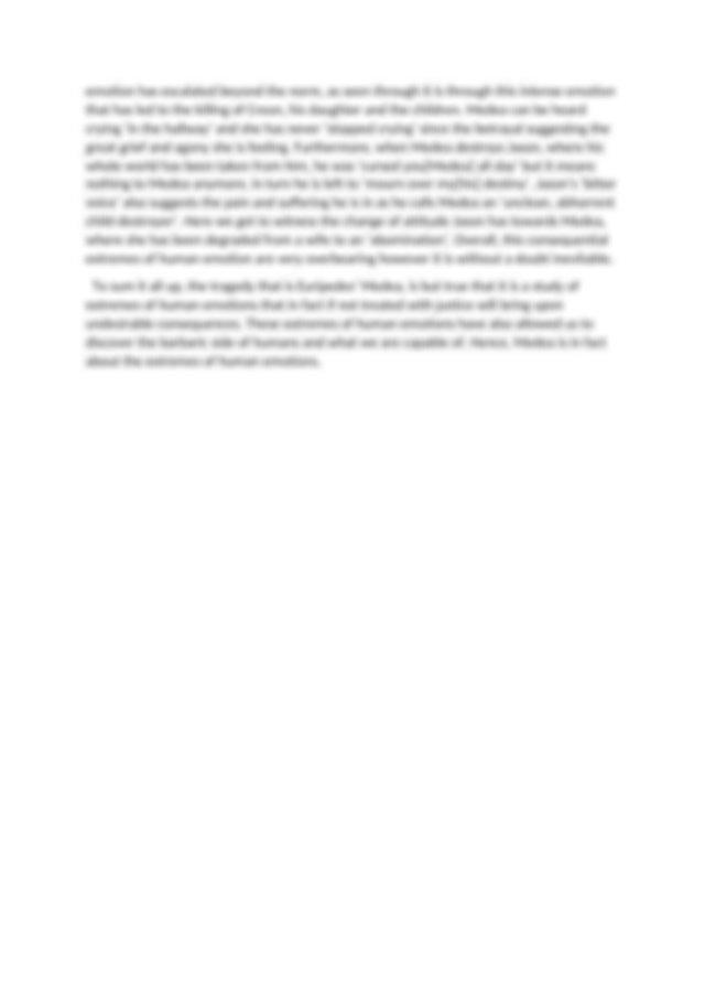 Thesis prospectus defense