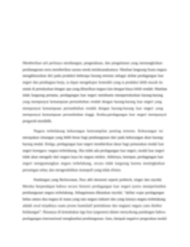 An essay about television