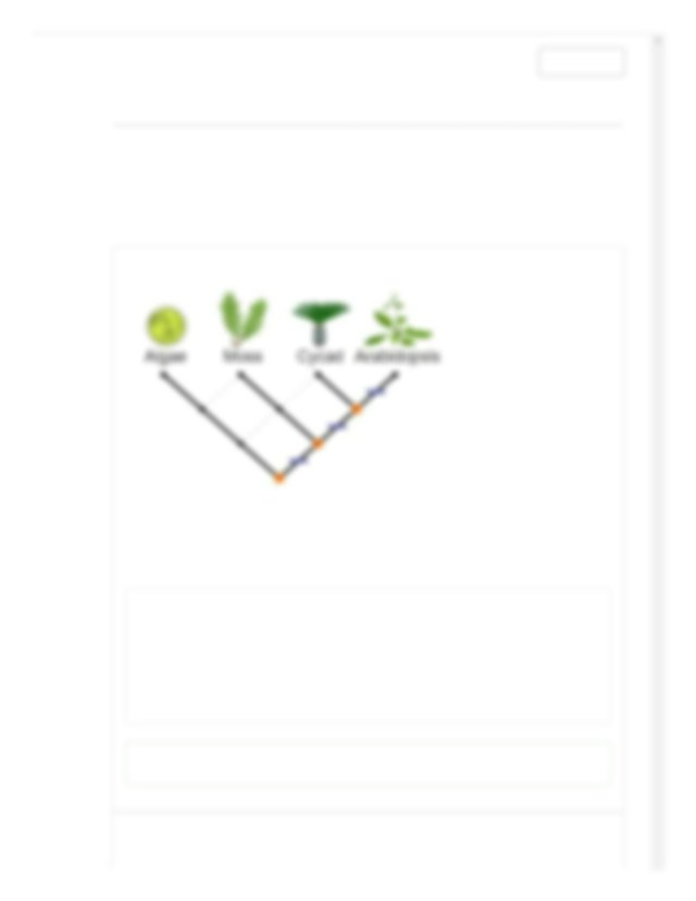 CladogramsAQ.pdf - Cladograms Gizmo ExploreLearning ...