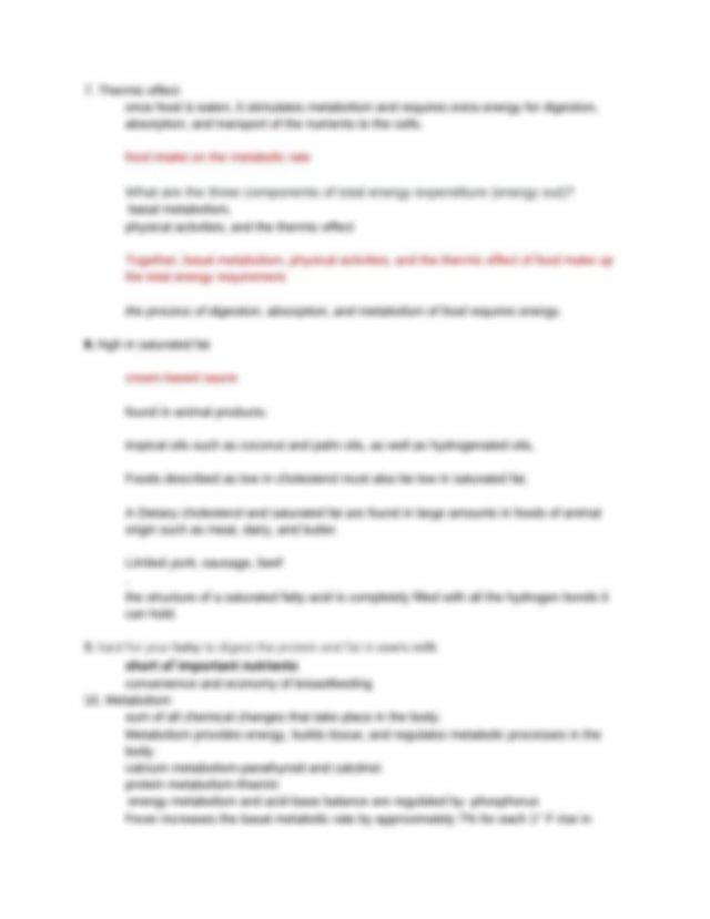 nutrition final - 1 What is celiac disease dietary ...