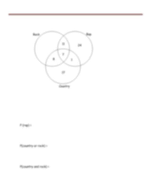 10-17 More Venn Diagrams