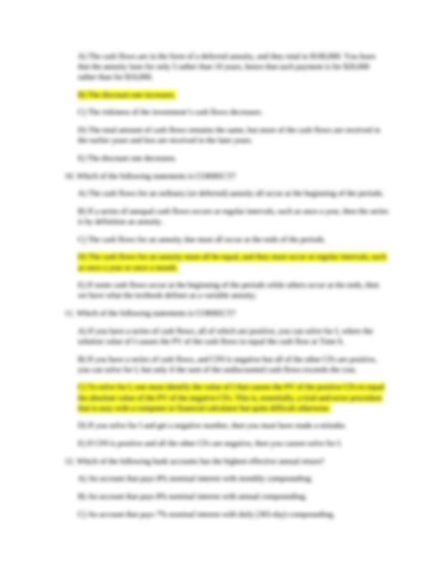 Study Guide Ch 1 - 4 - 1 The form of organization for a ...
