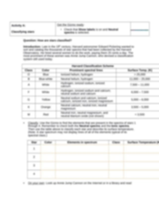 StarSpectra+Student+Exploration.docx - Name Date Student ...