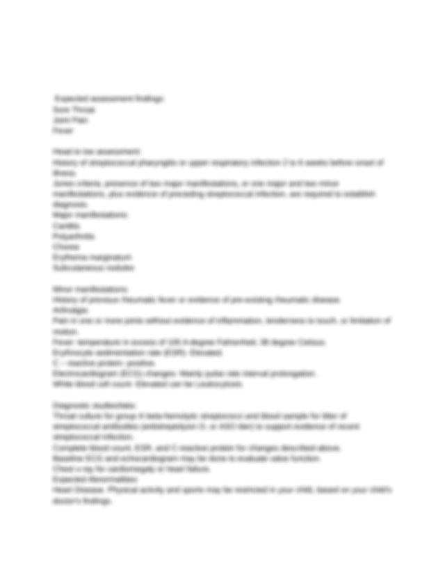 Pediatric_Care_plan_Chapter_41 - Pediatric Care plan ...