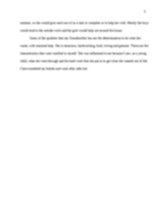 Choices consequences essay